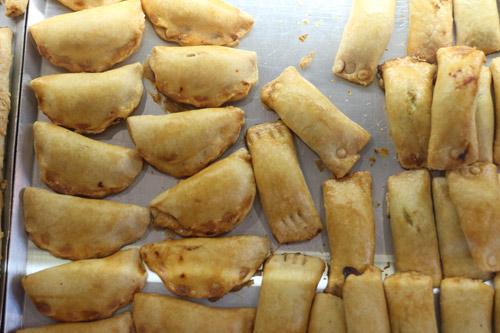 Horno San Antonio Benagéber empanadas