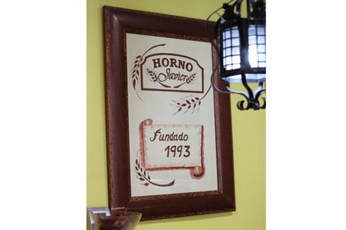 Horno de San Antonio de Benagéber Horno Javier Cafetería